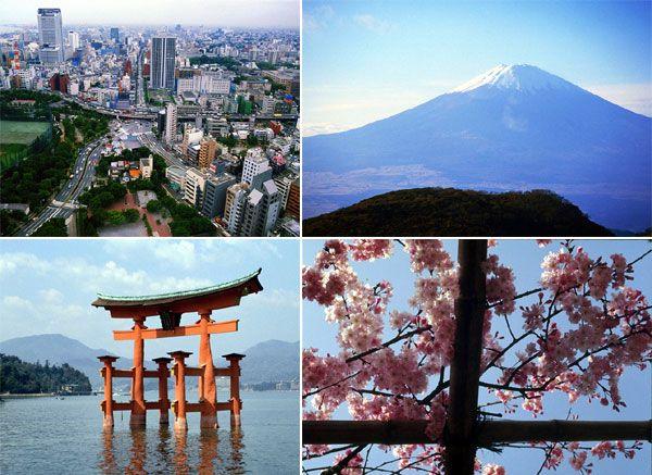 фото Япония